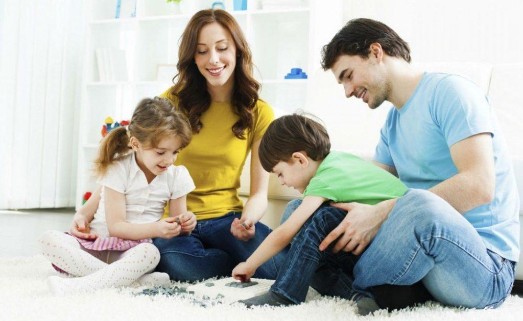 Aile Bireyleri Birlikte Vakit Geçirmeli