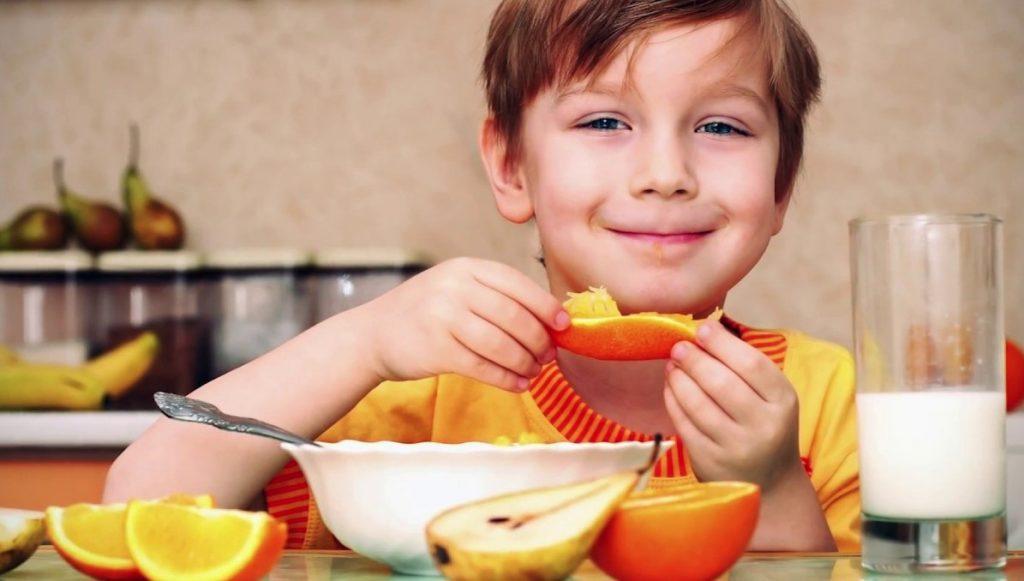 Çocuklarda Dikkati Arttıran C Vitamini Zengini Ürünler